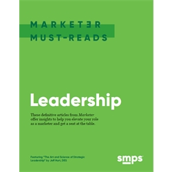 Marketer Must-Reads e-book: Leadership