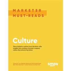 Marketer Must-Reads e-book: Culture